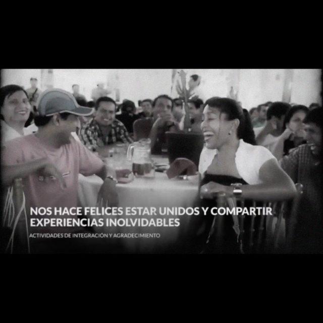 """El video corporativo de Pamolsa para la campaña """"Mi empresa es lo máximo"""" de Great Place to Work gano el primer lugar del concurso."""