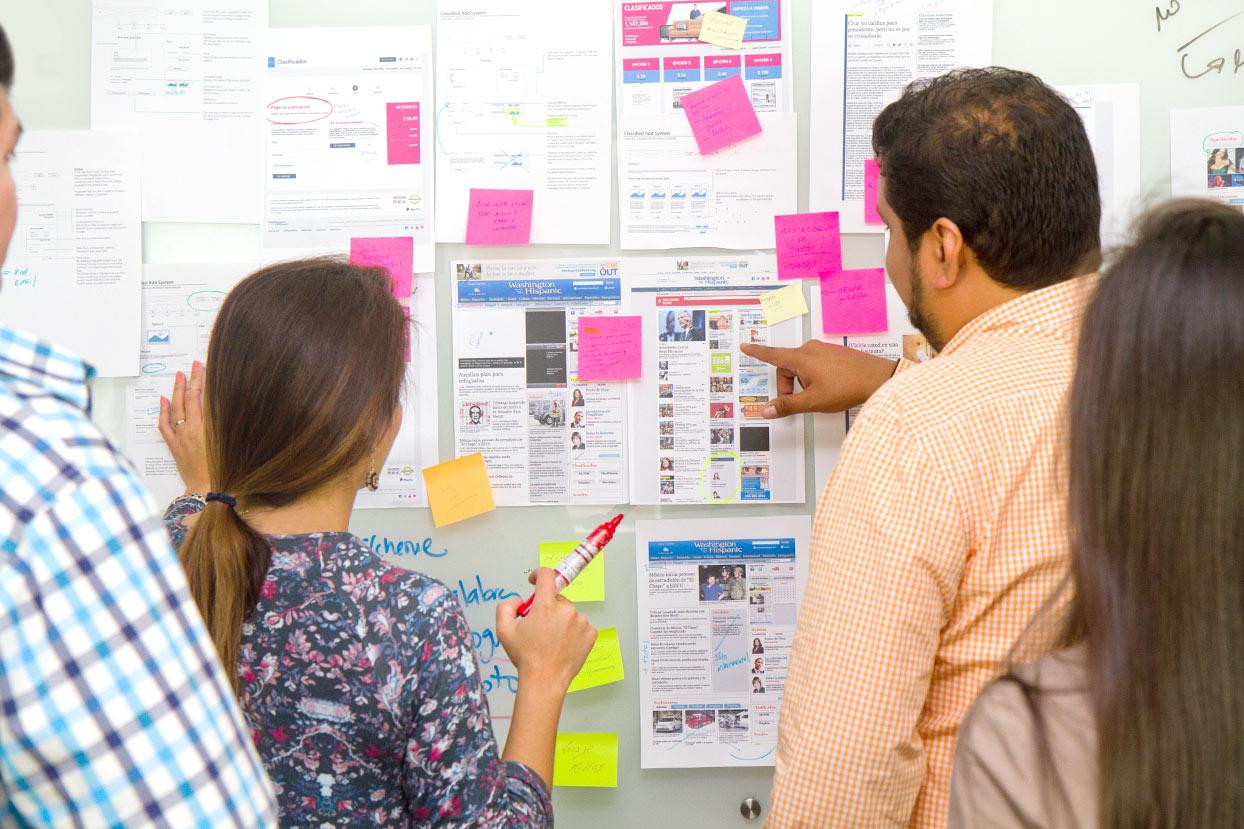El portal de noticias de Washington Hispanic logró transmitir la personalidad de la marca y facilitó el acceso, lectura e interacción con los contenidos.